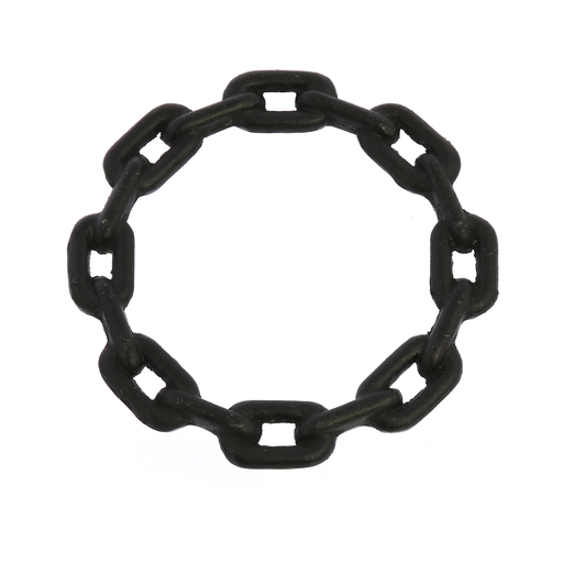 Chain Trivet, Cast Iron - Sm - Black