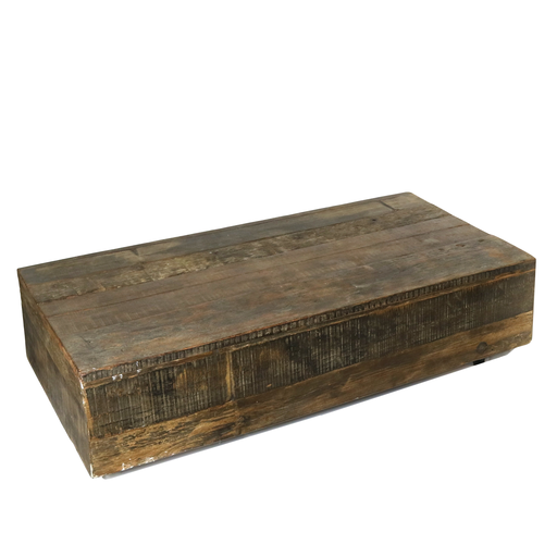 Arcadia Rolling Plank Coffee Table