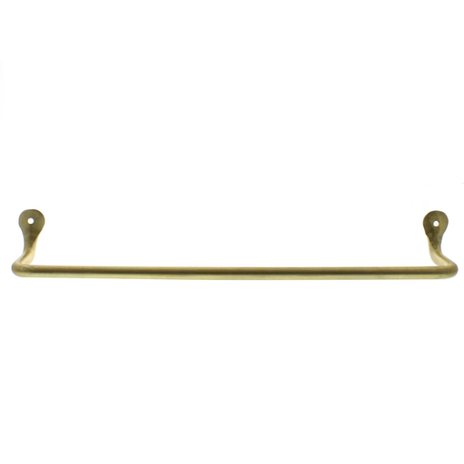 Bijou Wall Bar - 16 in - Brass