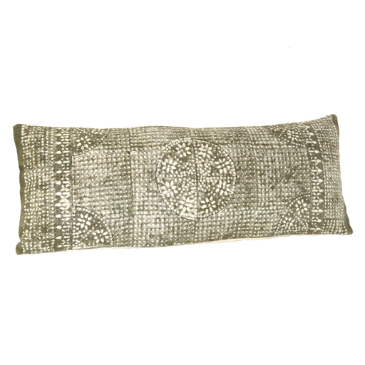 Wyatt Pillow 14x36 - Putty