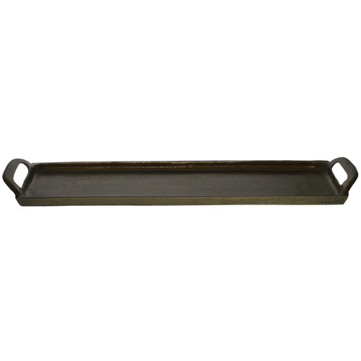 Abbott Tray, Brass - Lrg