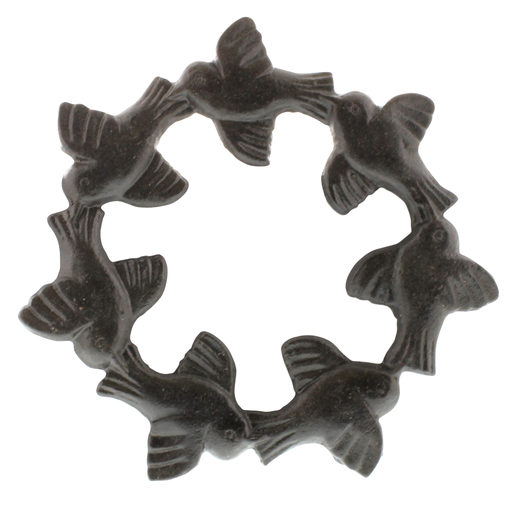 Bird Trivet - Cast Iron
