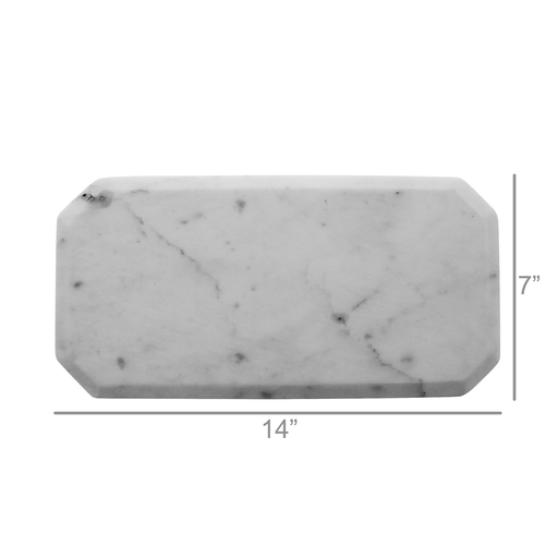 Mercer Cheese Board, Marble - Rectangle