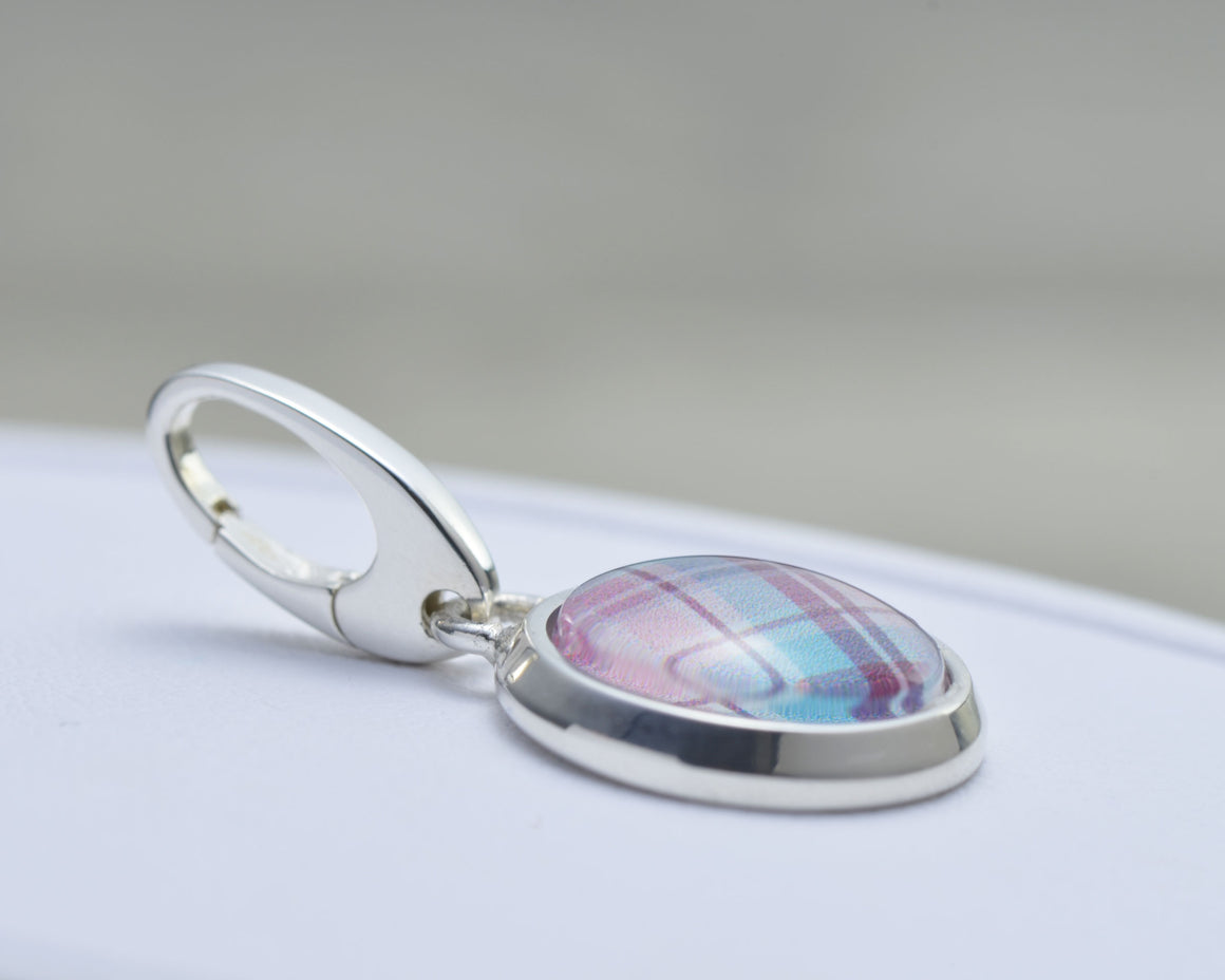 Weston Plaid Charm
