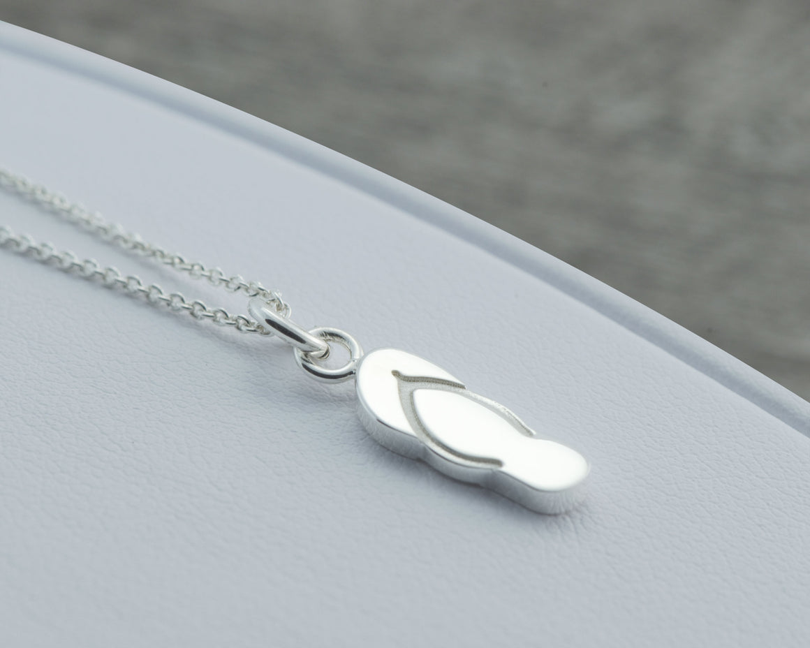Flip Flop Necklace