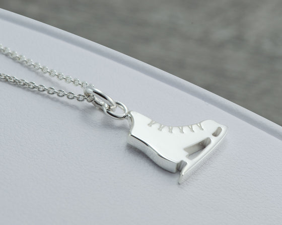 Skating Necklace