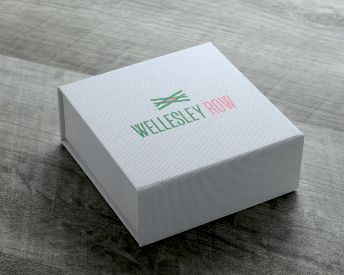 Wellesley Row Jewelry Box