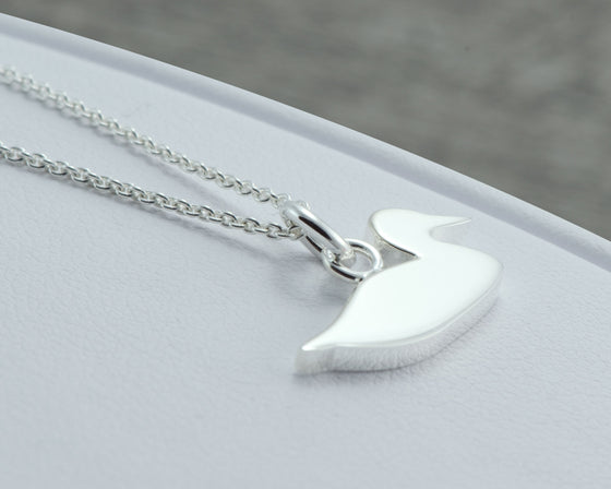 Mallard Duck Necklace