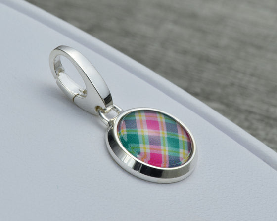 Swarthmore Plaid Charm