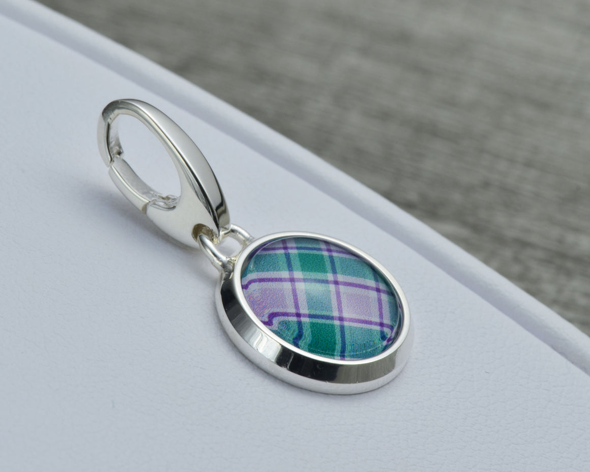 Wimbledon Plaid Charm