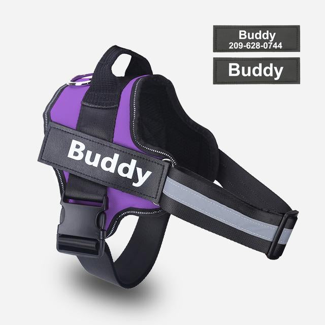 PUPS™ No-Pull Custom Harness