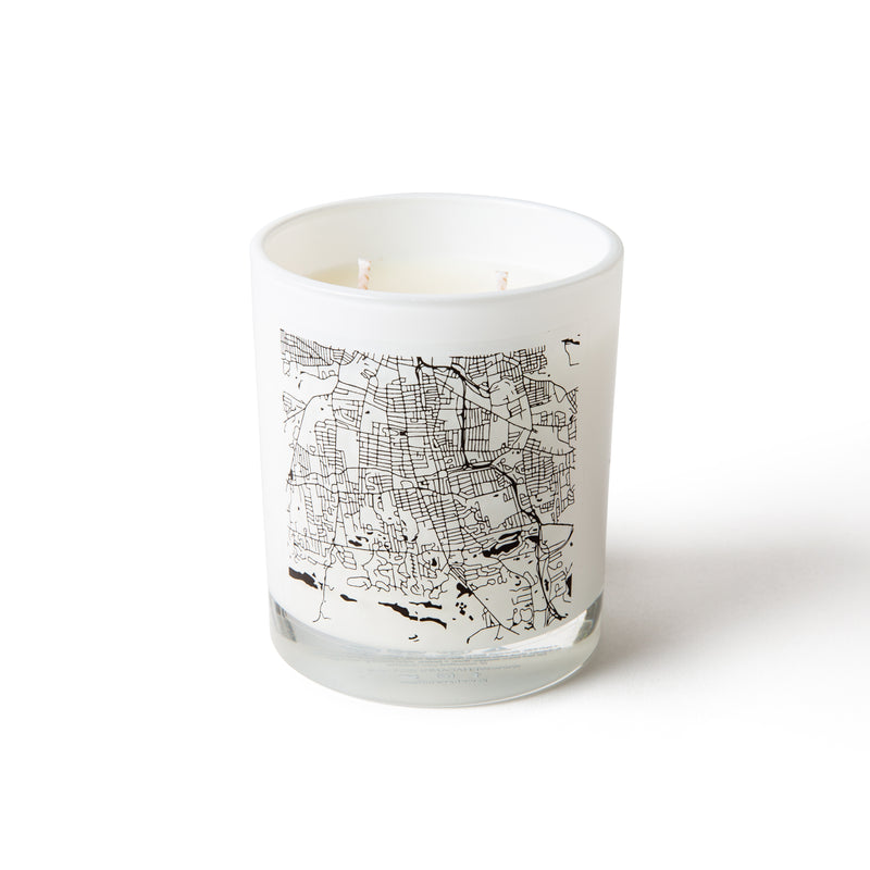 EIGHTEEN FIFTY-FOUR  |  Coconut-Soy Candle