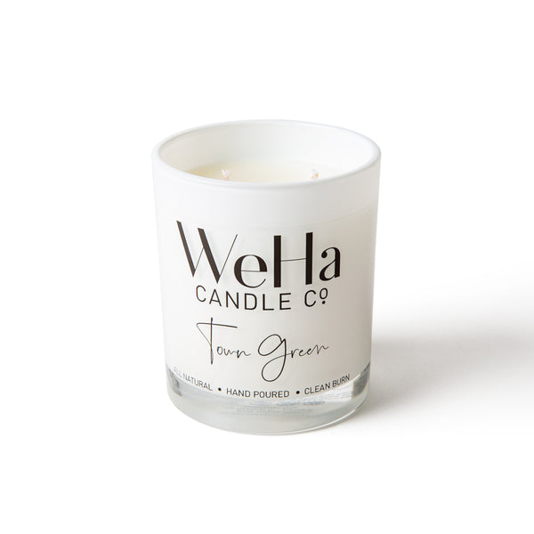 TOWN GREEN | Coconut-Soy Candle