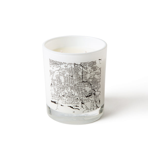 MAIN STREET | Coconut-Soy Candle