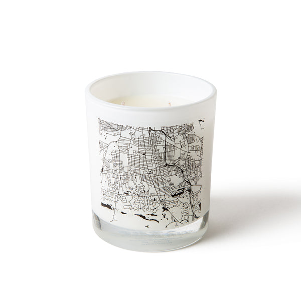 THE LIBRARY | Coconut-Soy Candle