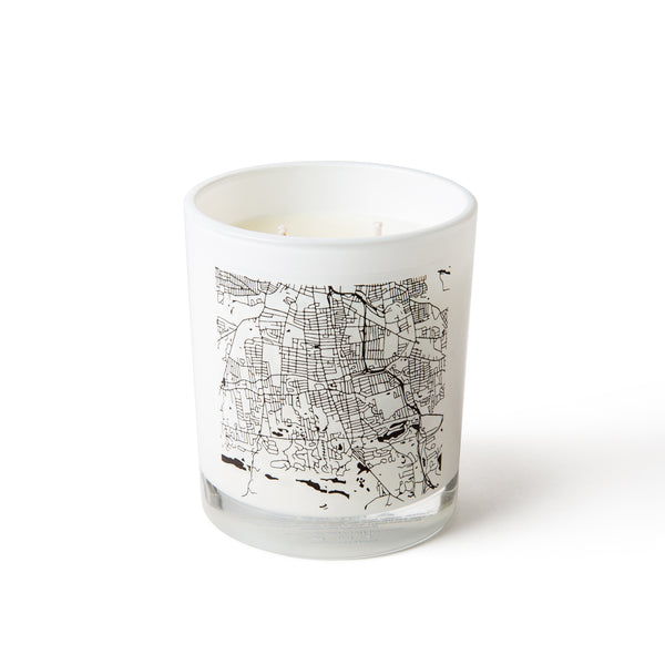 THE RESERVOIR | Coconut-Soy Candle