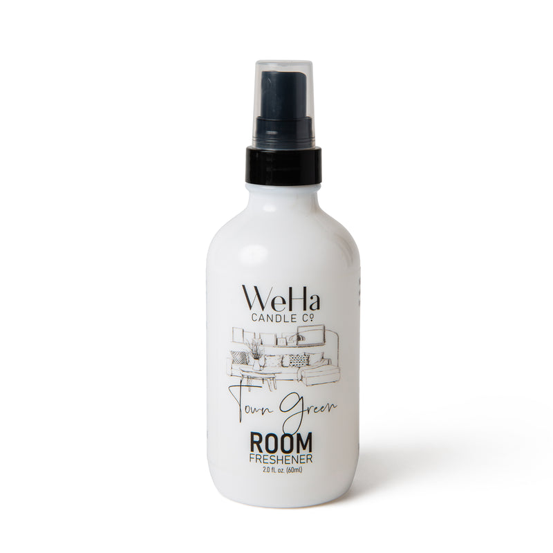 TOWN GREEN | All-Natural Room + Linen Spray, 4oz