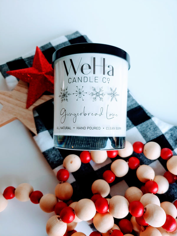 Gingerbread Lane | Coconut-Soy Candle