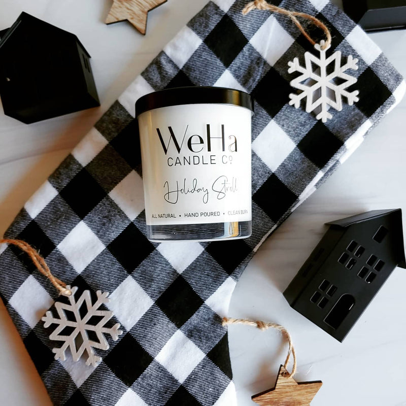 Holiday Stroll | Coconut-Soy Candle
