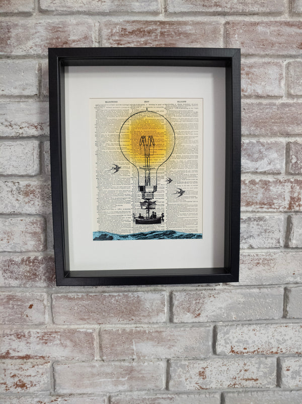 """Enlightened Voyage"" 