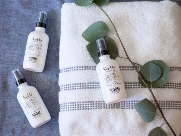 MAIN STREET | All-Natural Room + Linen Spray, 4oz
