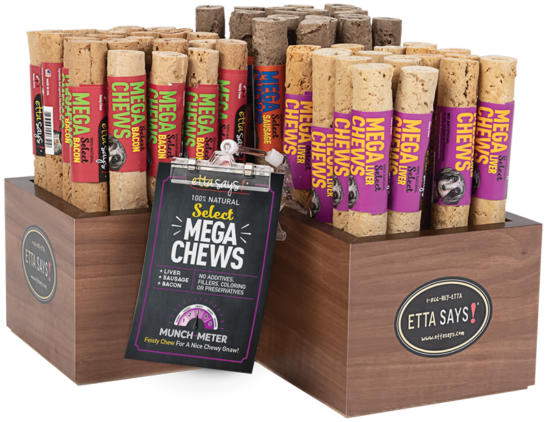 Etta Says! Mega Select Chews