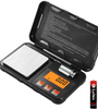 Pocket Digital Scale, 200g x 0.01g Gram Scale with 50g calibration weight