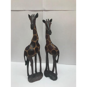 Giraffe Brown £18.95-African Giraffe-South African Store London