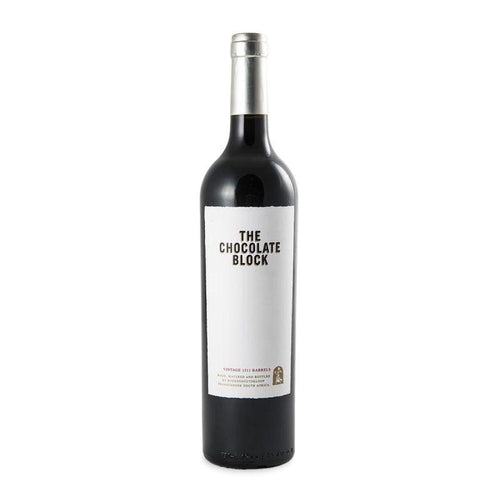 The Chocolate Block 750ml-Other Wine-South African Store London