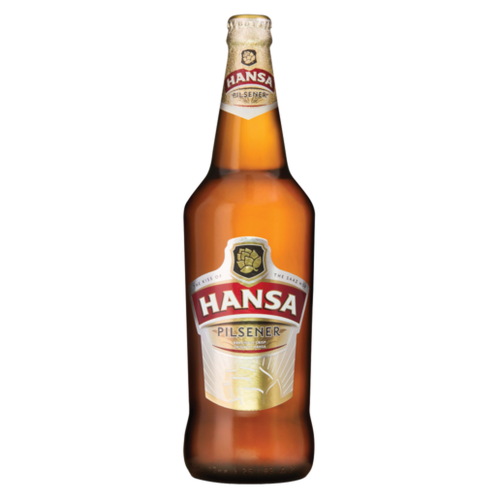 Hansa Pilsener 330ml Bottle-Beers,Cider, Spirits-South African Store London