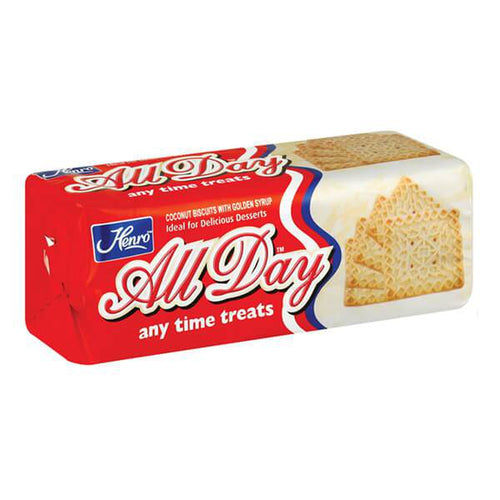 Henro All Day 200g-Rusks, Biscuits-South African Store London