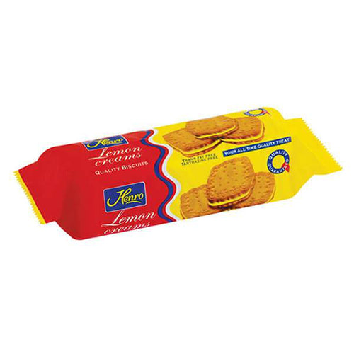 Henro Lemon Creams 150g-Rusks, Biscuits-South African Store London