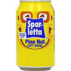 Sparletta Pine Nut 400ml Can-Colddrinks-South African Store London