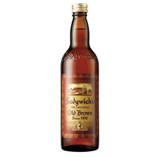 Sedgwick's Old Brown Sherry 750ml-Jumbo Wines-South African Store London