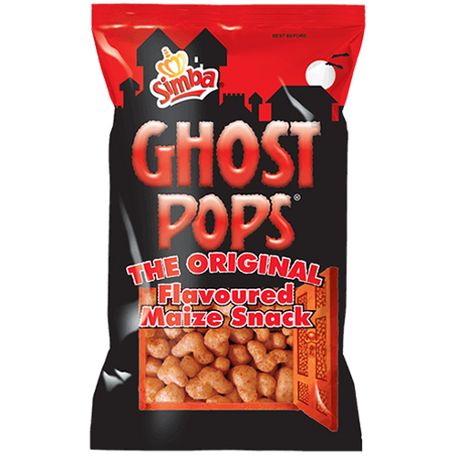 Simba Ghost Pops 100g-Chips-South African Store London