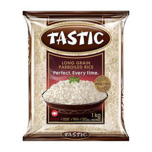 Tastic Rice 1kg-Cereals, Iwisa, Samp&Beans-South African Store London