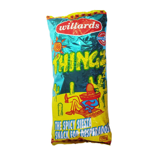 Willards Thingz Original (Zim) 150g-Chips-South African Store London