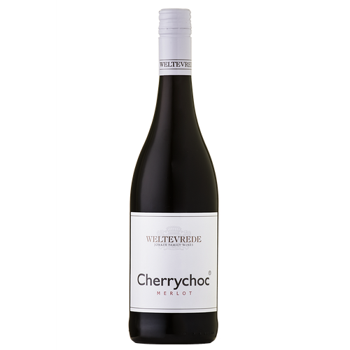 Weltevrede Cherry Choc Merlot 750ml-Other Wine-South African Store London