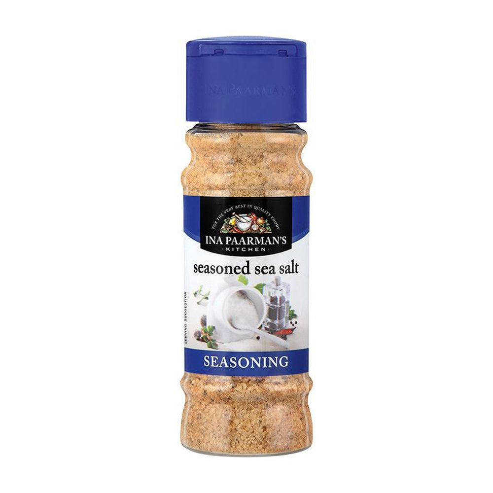 Ina Paarman's Seasoned Sea Salt 200ml