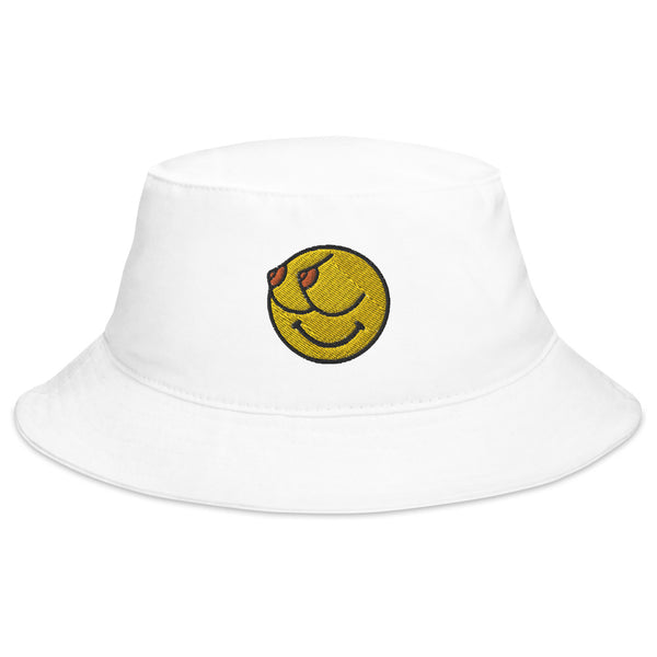 Smiley Tits Bucket Hat