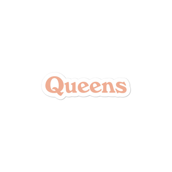 Blush Queens Sticker