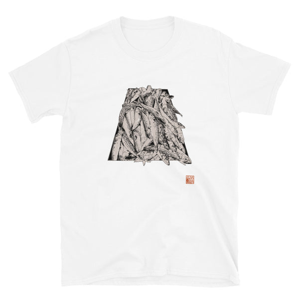Elmhurst Mackerel Tee [Queens Jerk x Jhowayy]