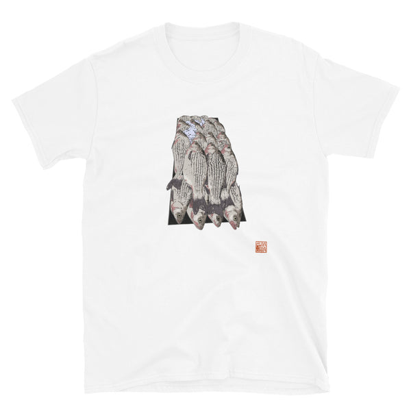 Jackson Heights Striped Sea Bass Tee [Queens Jerk x Jhowayy]