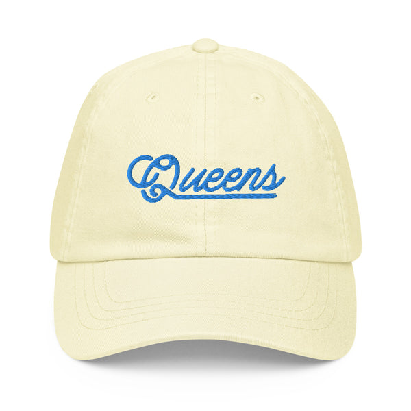 Queens Loop Pastel Dad Hat