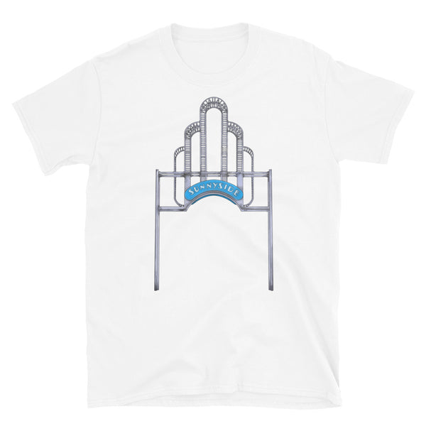 Sunnyside Arch Watercolor Tee