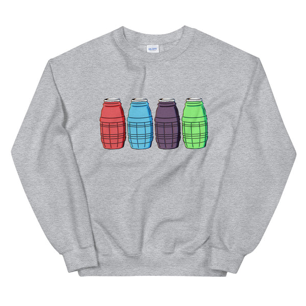 Quarter Waters Crewneck Sweatshirt