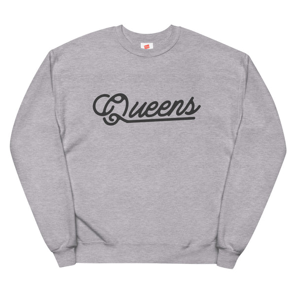 Queens Loop Crewneck Sweatshirt