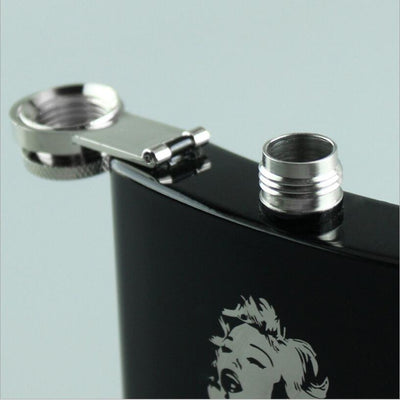 6oz Hip Flask Liquor