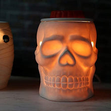 Load image into Gallery viewer, Electric Skull Wax Warmer
