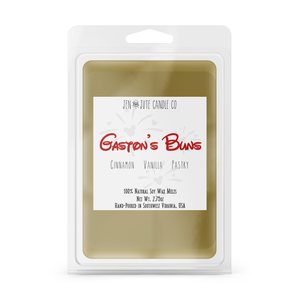 Gaston's Buns Wax Melt